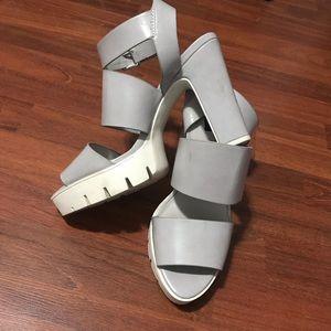 Shoes - Forever 21 platform shoes